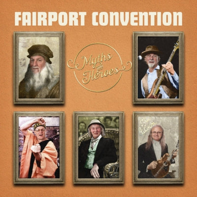 FAIRPORT CONVENTION - Myths And Heroes