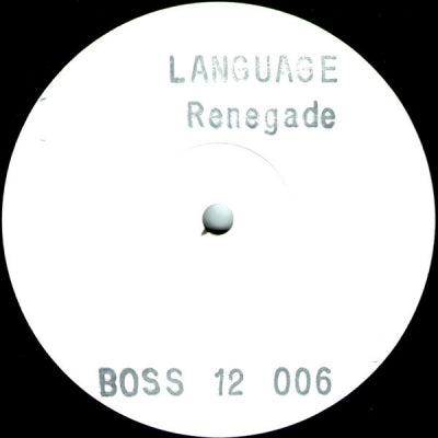 LANGUAGE - Renegade