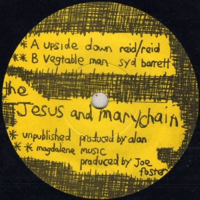 JESUS AND MARY CHAIN - Upside Down