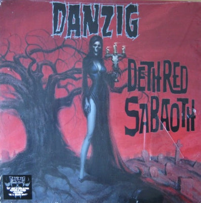 DANZIG - Deth Red Saboath