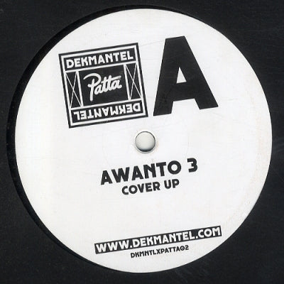 AWANTO 3 / MARK DU MOSCH / ROBERT BERGMAN - Cover Up / 2nd 5ystem / Wings