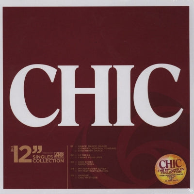 "CHIC - The 12"" Singles Collection"
