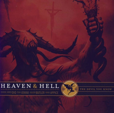 HEAVEN & HELL - The Devil You Know