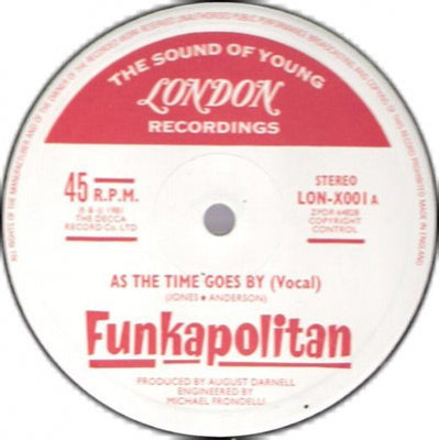 FUNKAPOLITAN - As The Time Goes By