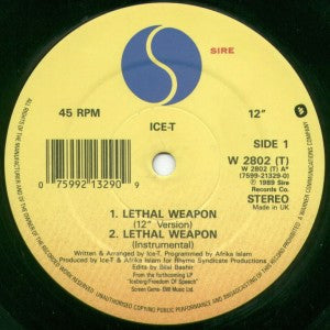 ICE T - Lethat Weapon