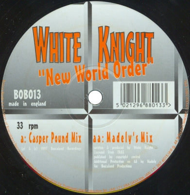 WHITE KNIGHT - New World Order