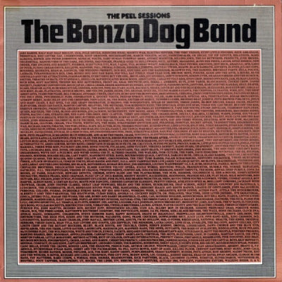 BONZO DOG BAND - The Peel Sessions