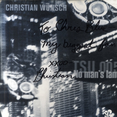 CHRISTIAN WüNSCH - No Man's Land