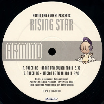ARMIN VAN BUUREN PRESENTS RISING STAR - Touch Me - Part 2