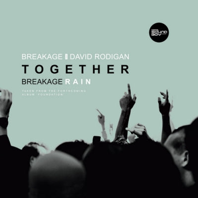 BREAKAGE FEAT DAVID RODIGAN - Together / Rain