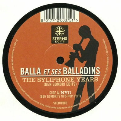 BALLA ET SES BALLADINS - The Syliphone Years