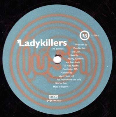 LUSH - Ladykillers