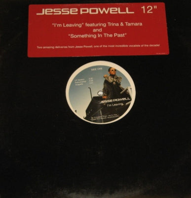 JESSE POWELL - I'm Leaving / Something In The Past