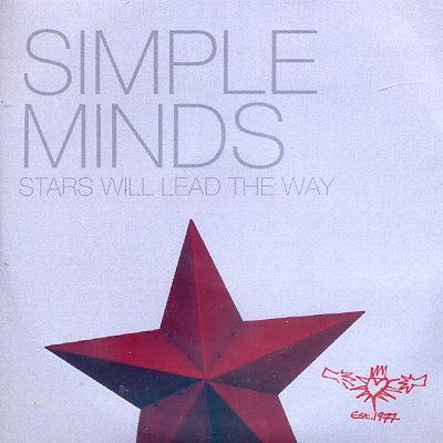 SIMPLE MINDS - Stars Will Lead The Way