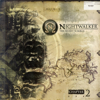 NIGHTWALKER - The Secret Scrolls LP (Chapter 2)