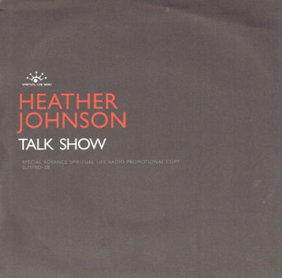 HEATHER JOHNSON - Talk Show