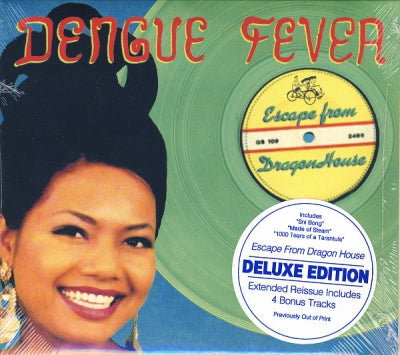 DENGUE FEVER - Escape From Dragon House