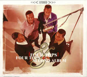 THE FOUR TOPS - Four Tops / Second Album