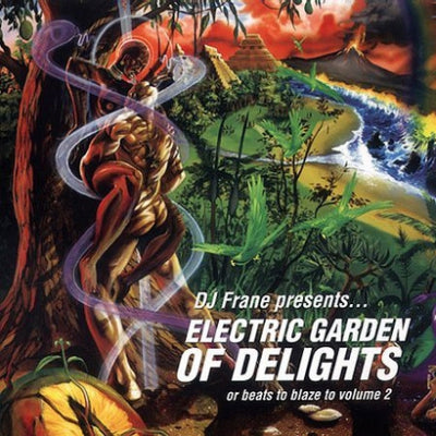 DJ FRANE - Electric Garden Of Delights