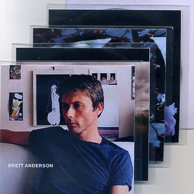 BRETT ANDERSON - Anthology - The Solo Recordings