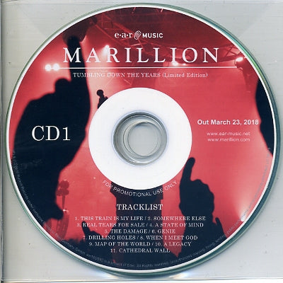 MARILLION - Tumbling Down The Years
