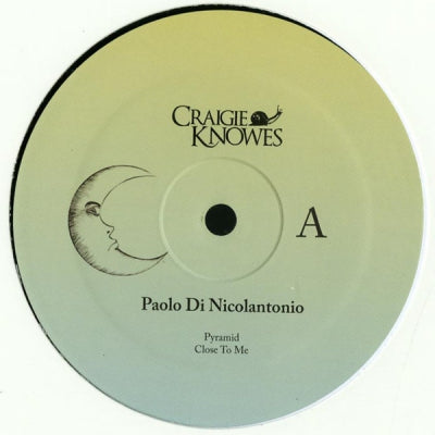 PAOLO DI NICOLANTONIO - Close To Me