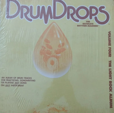 "JOEY D. VIEIRA - DrumDrops Volume Four (""The Light Rock Album"")"