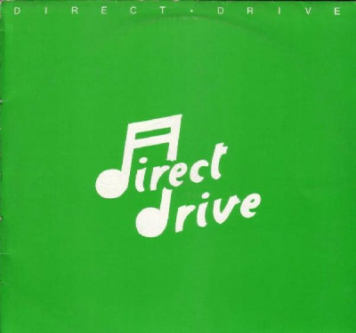 DIRECT DRIVE - Don't Depend On Me