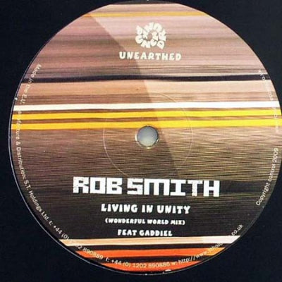 SMITH & MIGHTY / ROB SMITH - B-Line Fi Blow / Living In Unity