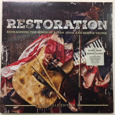 VARIOUS - Restoration: Reimagining The Songs Of Elton John And Bernie Taupin