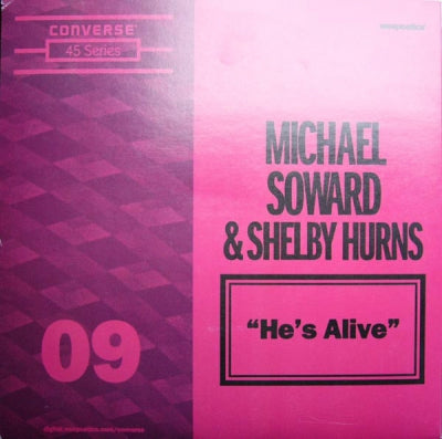 MICHAEL SOWARD & SHELBY HURNS / WESTWOOD & CASH - He's Alive / Psycho For Your Love