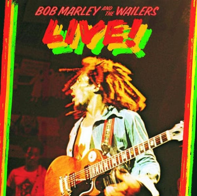 BOB MARLEY AND THE WAILERS - Live!