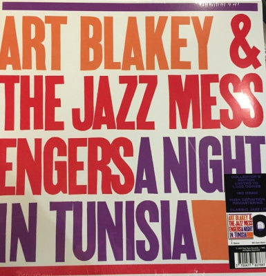 ART BLAKEY AND THE JAZZ MESSENGERS - A Night In Tunisia