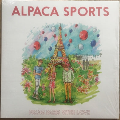 ALPACA SPORTS - From Paris With Love