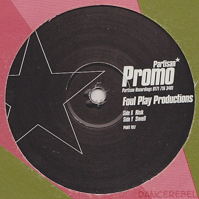FOUL PLAY PRODUCTIONS - Risk / Swell