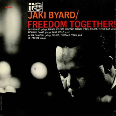 JAKI BYARD - Freedom Together!
