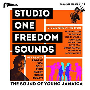 VARIOUS ARTISTS - Studio One Freedom Sounds: Studio One In The 1960's