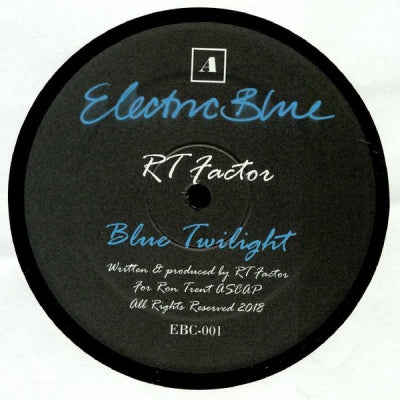 RT FACTOR - Blue Twilight / Electric Ride