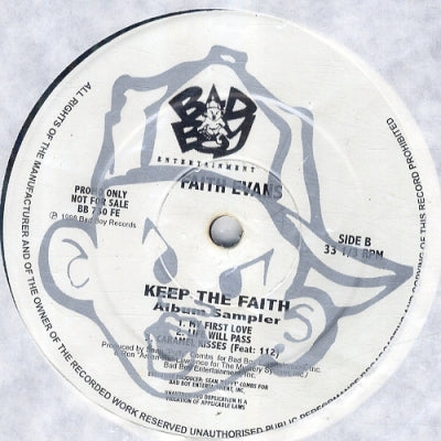 FAITH EVANS - Keep The Faith (Album Sampler)