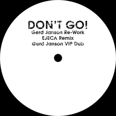 AWESOME 3 FEATURING JULIE MCDERMOTT - Don't Go! (Remixes)