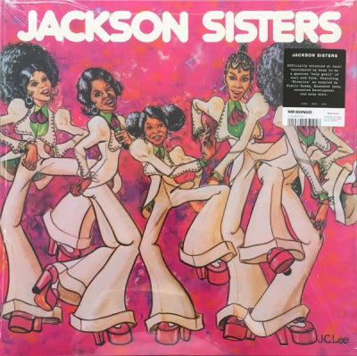 JACKSON SISTERS - Jackson Sisters Including 'Miracles'.