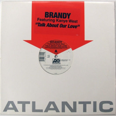 BRANDY feat. KANYE WEST - Talk About Our Love