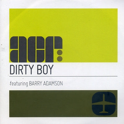 A CERTAIN RATIO - Dirty Boy featuring Barry Adamson