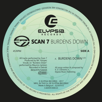 SCAN 7 - Burdens Down