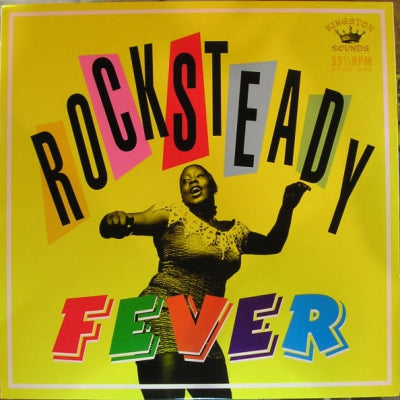 VARIOUS ARTISTS - Rocksteady Fever