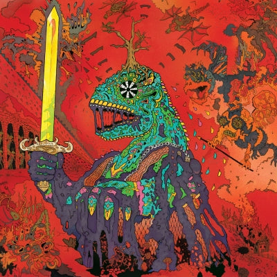 KING GIZZARD AND THE LIZARD WIZARD - 12 Bar Bruise