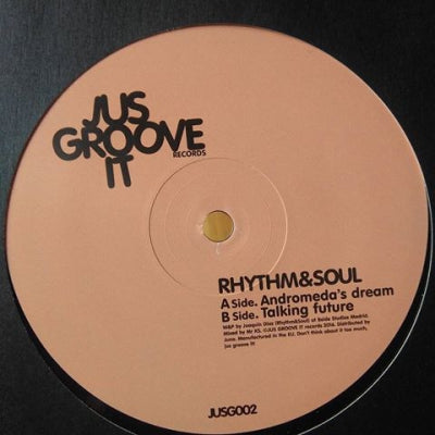 RHYTHM&SOUL - Andromeda's Dream / Talking Future