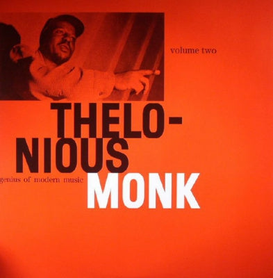 THELONIOUS MONK - Genius Of Modern Music (Volume 2)