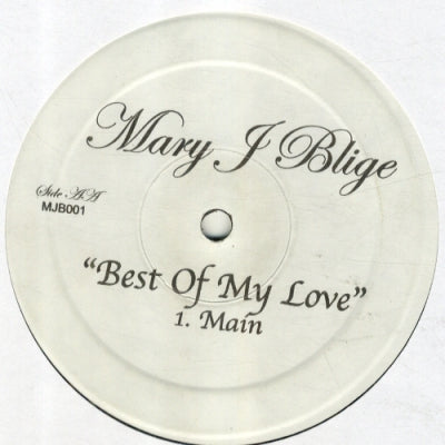 MARY J. BLIGE - Best Of My Love