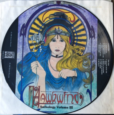 HAWKWIND - Anthology Volume III
